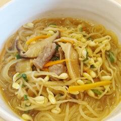 ピリ辛温麺